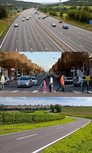 toutes les routes